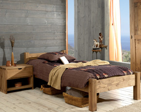 Кровать Монга