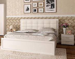 Кровать Ижмебель Ника-Люкс